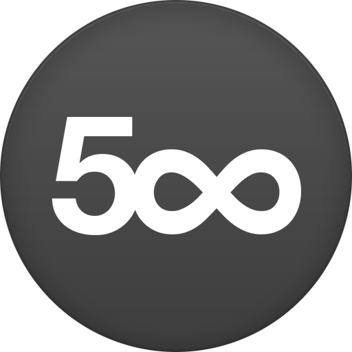 Follow Us on 500px